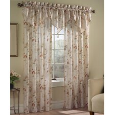 Chantelle Rod Pocket Curtain Single Panel