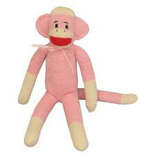 """Misty"" Sock Monkey"