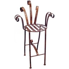 Bird of Paradise Bar Stool