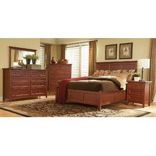 Beautiful  Mastercraft Collections Simply Shaker Panel Bedroom Collection