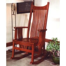 Mission Amish Rocking Chair
