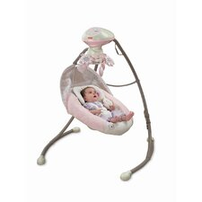 My Little Sweetie Deluxe Cradle Swing