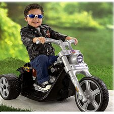 Power Wheels Harley-Davidson Ride On Toy