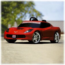 Power Wheels 12V Corvette Car