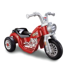Power Wheels 6V Harley-Davidson Lil' Harley Motorcycle