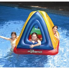 Pyramid Floating Habitat Pool Float