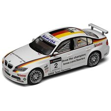 "BMW 320 si, ""Repsol"" - J. Muller Slot Car"