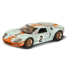 "Ford GT40 P1075 ""Gulf Oil"" Car"