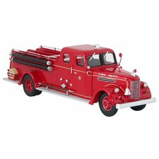Corgi Peter Pirsch Sons Milwaukee Fire Truck