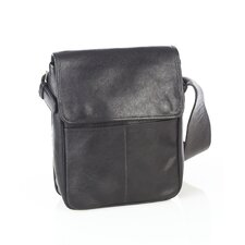 Shoulder Bag with Two Front Pockets