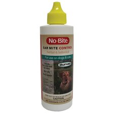 No-Bite Pet Ear Mite Control - 4 oz.