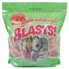 Apple Blasts Horse Treat
