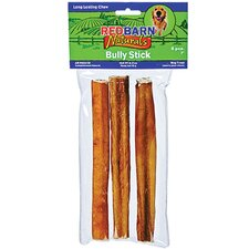 Naturals Bully Sticks Rawhide Dog Treat (3-Pack)