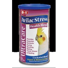 Ultracare Avilac Stress Health Blend Bird Treat - 7 oz.