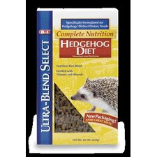 Ultra Select Diet Hedgehog Food - 22 oz.