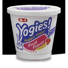 Yogies Rabbit Fruit Treats - 3.5 oz.