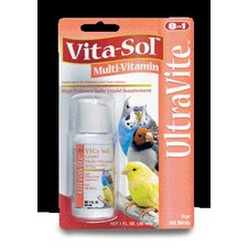 Ultravite Vita-Sol Multi-Vitamin Supplement for Bird