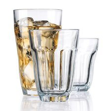 18 Piece Manor Drink Glass Set