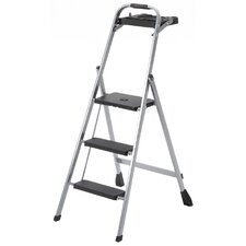 3 Step Skinny Mini Step Stool