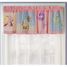 Giddy Up Cotton Blend Curtain Valance