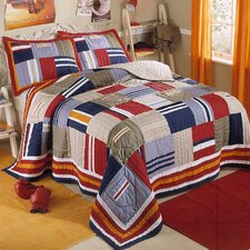 Ronnie Patchworks 2 Piece Quilt Set