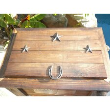 Wooden Star Trim Cooler