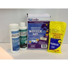 Swimming Pool Triple-Action Winter Kit