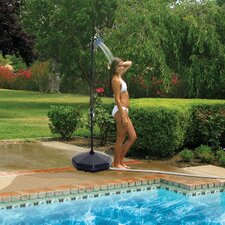 Poolside Solar Shower