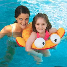 Inflatable Finley Fish Swim Ring