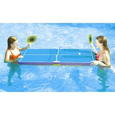 Floating Pool Pong Game