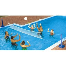 Molded Cross Pool I.G. Volleyball