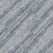 "Atlantic 24"" x 5"" Porcelain Field Tile in Blue"