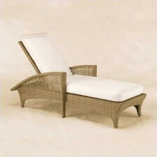 Trinidad Chaise Lounge with Cushion