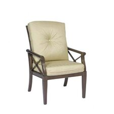 Andover Dining Arm Chair with Cushion