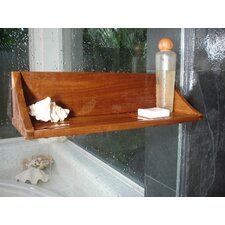 Spa Teak Teak Suction Shelf