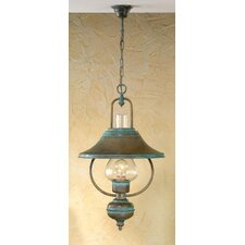 Rustik Rustica 1 Light Pendant