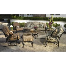 Ashbury Deep Seating Group with Cushions