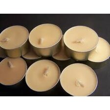 French Vanilla Tealight Candles (Set of 25)