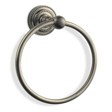 "Dottingham Single 6"" Towel Ring"
