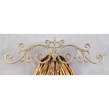 Casa Artistica Top Treatment Large Royal Curtain Bracket