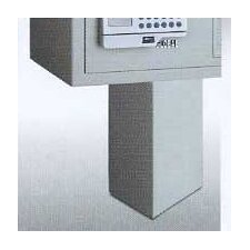 Security Pedestal Mount for Safe