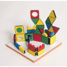Magic Shapes Toy and Board