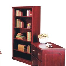 Heritage 5 Shelf Bookcase