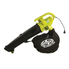 Electric Blower, Vacuum and Leaf Shredder