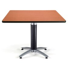 "Multi-use 29.5"" x 42"" Square Table with Mesh Base"