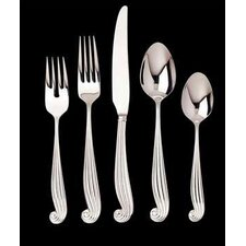 Stainless Steel LaMer 4 Piece Hostess Set