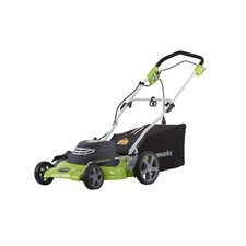 2-in-1 Self Propelled Lawn Mower