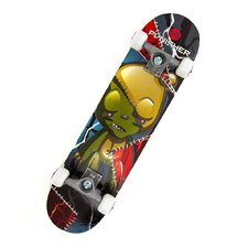 "Punisher Frankenbear 31"" Complete Skateboard"
