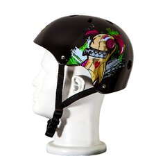 Punisher Jinx 11-Vent Skateboard Helmet
