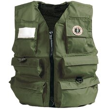 Manual Inflatable Fisherman's Vest
